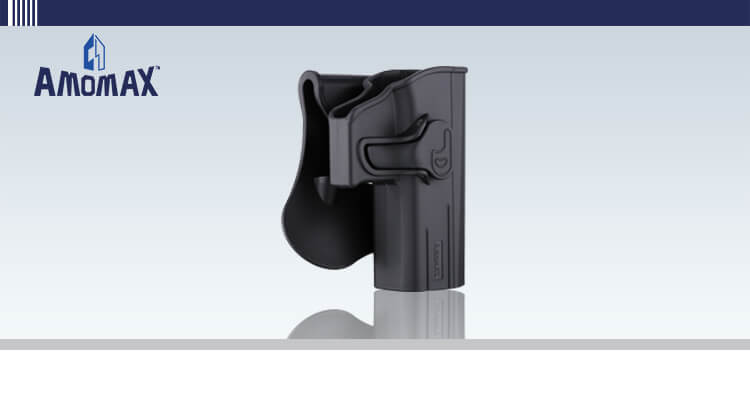 CZ airsoft holster - Fits CZ P-07 and CZ P-09   Amomax