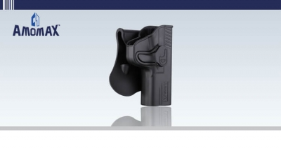 Smith&Wesson Airsoft Holster - Tokyo Marui / WE / VFC M&P9 series   Amomax
