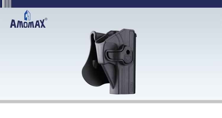Amomax Tactical Holster AM-USPG2 for KWA/Umarex USP Full Size and USP Compact Airsoft
