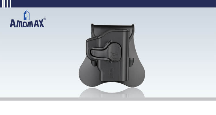 Holster for S&W Bodyguard .380 with Integrated Crimson Trace Laser | Amomax