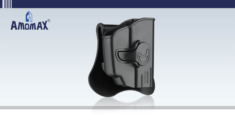 Holster for for Ruger LC9 with Crimson Trace Laser | Amomax
