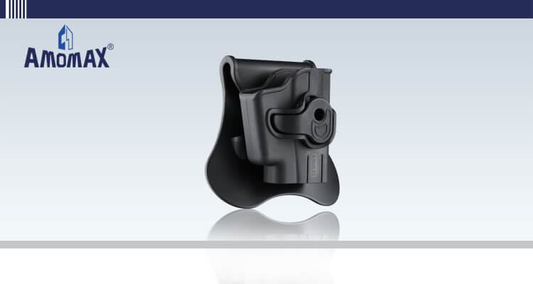 Holster for Ruger LCP with Crimson Trace Laser | Amomax®