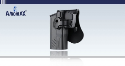 Left-hand Holster for Taurus Pt809, 840, 845 | Amomax