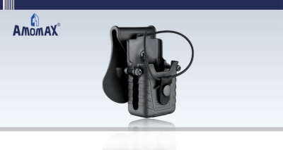 Radio Holster for Baofeng UV-5R, UV-82; Motorola T82 | Amomax