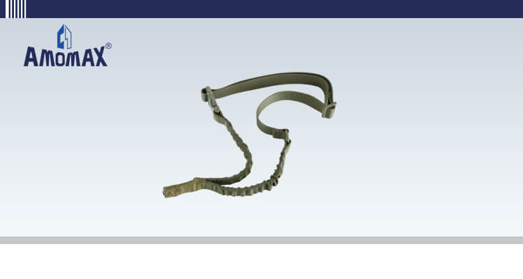 Single Point Sling with Mash Hook for Heavy Duty - OD Green | Amomax