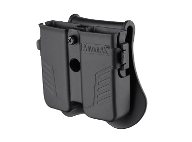 Universal Double Mag Pouch | Amomax